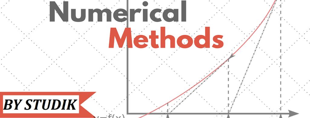 Численные методы: решение задач, написание контрольных работ